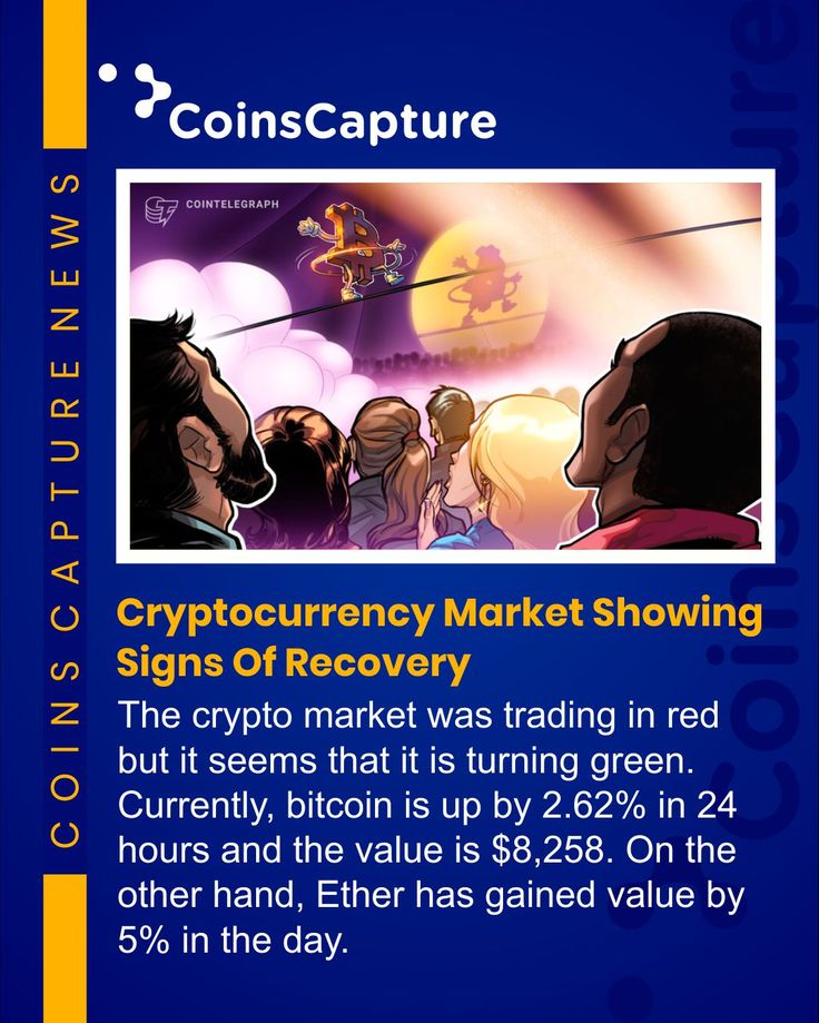 News of the day:  #Cryptocurrency Market Showing Signs Of Recovery  #news #cryptonews #daily #blockchainnews #TuesdayThoughts #cryptocurrencies #bitcoin #BTC #follo4folloback #like #Retwet #Trending #Newsnight #NewsAlert #News1st #cryptotrading #dailynews #newspin #pin #dailypin #follow4follow #pin4pin #like4like #instagood #instalike