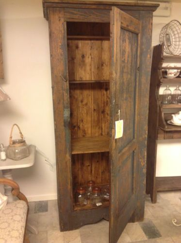 ARMADIO-ANTICO-MOBILE-CREDENZA-DISPENSA-800-COUNTRY-CHIC-SHABBY-LEGNO
