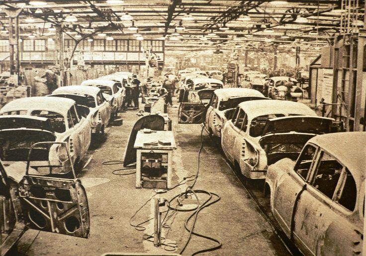 Tatra factory - Czechoslovakia