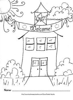 32 best Preschool: Back to School Theme images on
