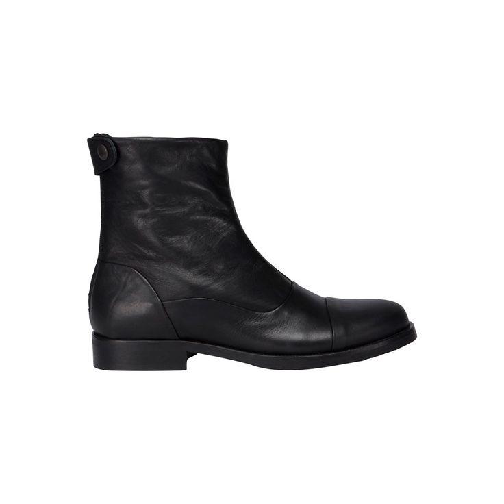 Sort fra Pavement - Støvler