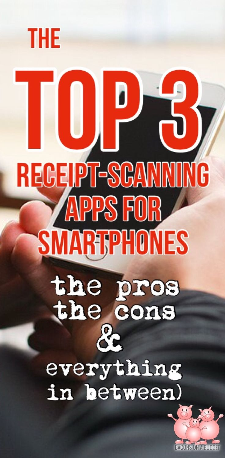 The TOP 3 receipt-scanning apps for smartphones! All you do is snap a photo and earn.  That's really it!  The pros, the cons, and everything you need to know in between of these 3 money-earning apps!