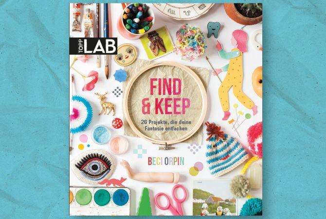 Find & Keep gibt es ab Frühjahr 2014 auch in deutsch! www.topp-lab.de