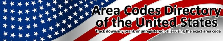 US Area Codes Directory List