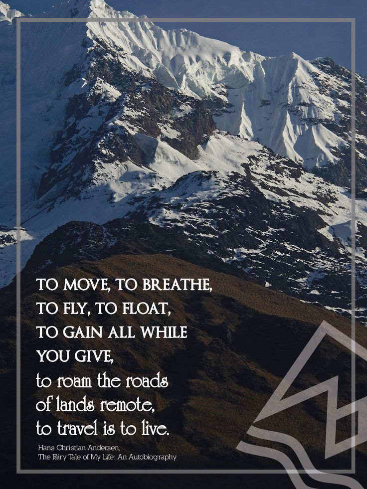 To move, to breathe, to fly ... #Quote #Travel