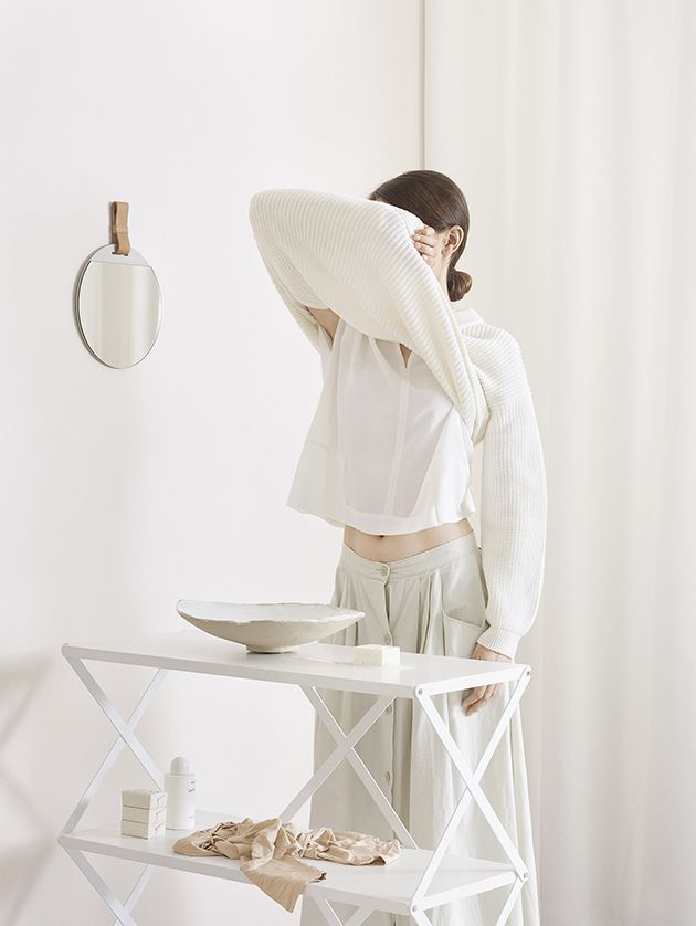 styling for Asun Magazine by Anna Pirkola via http://www.scandinavianlovesong.com/