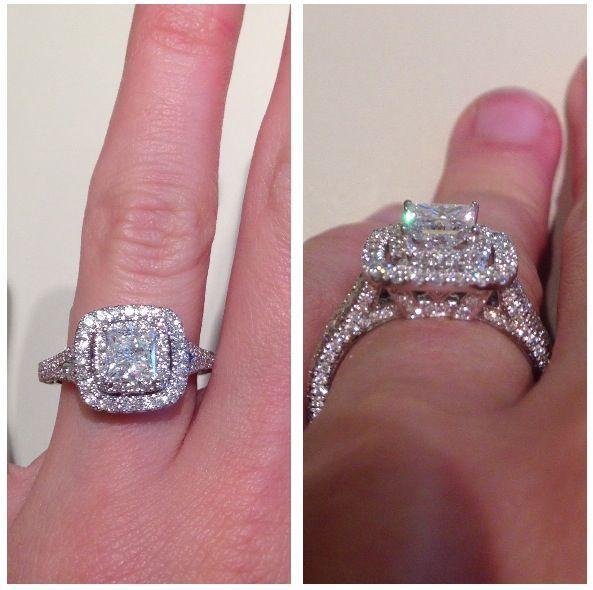 Neil Lane Black Pearl Ring