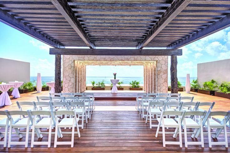 The Best Sky Terrace in Riviera Maya to Renew Vows
