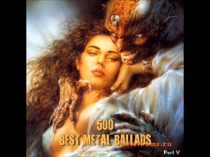 500 Best Metal Ballads (Part 5)