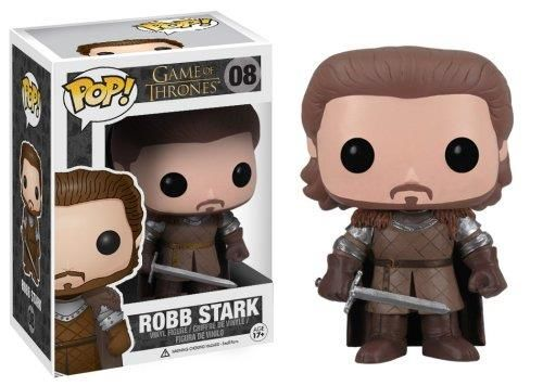 Funko POP Game of Thrones: Robb Stark Vinyl Figure - http://coolgadgetsmarket.com/funko-pop-game-of-thrones-robb-stark-vinyl-figure/