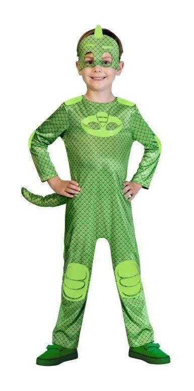 PJ Masks Owlette Pyjama Superhero Fancy Dress Costume Amscan