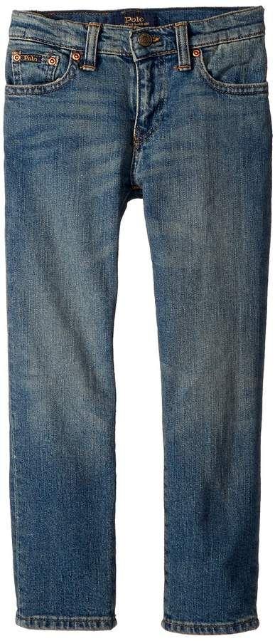 07307dc4eaba8 Hampton Straight Stretch Jeans Boy's Jeans #zip#fly#signature ...