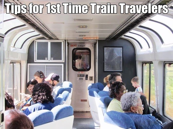 Tips for train travelers - How to pack, what to expect + more