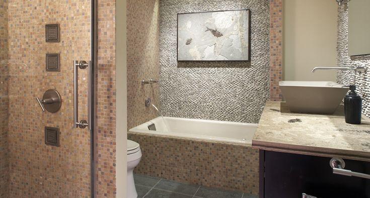 KOHLER | Eclectic | Bathroom Gallery | Bathroom Ideas & Planning | Bathroom |http://www.us.kohler.com/us/Bathroom-Gallery/content/bath_gallery_100.htm?childCatId=bath_gallery_001_ecl_room4100=bath_gallery_001_ecl100#