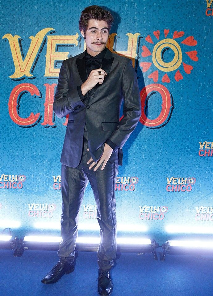 Rafael Vitti será Carlos Eduardo na primeira fase  (Foto: Inácio Moraes/Gshow)
