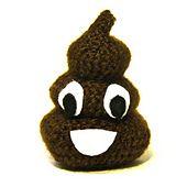 Ravelry: Poop Emoji pattern by Julia Bianco
