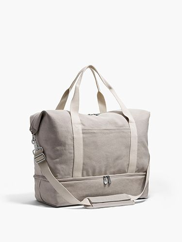 The Catalina Deluxe Large - Large Canvas Weekender - Designed by Lo & Sons #loandsons