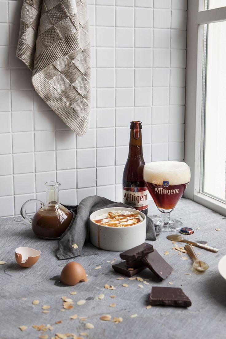 Hoe combineer je bier met eten?