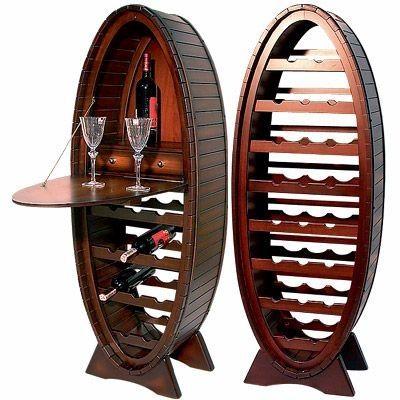 140 best barrel and bar ideas images on pinterest for Muebles para vinos