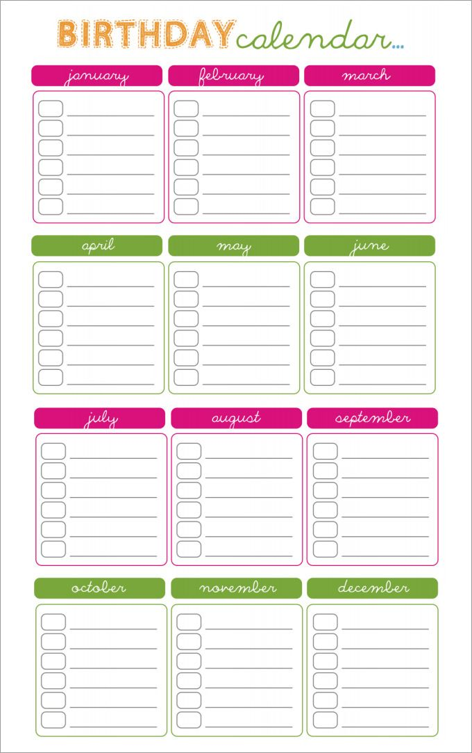 Best 25+ Yearly calendar template ideas on Pinterest Weekly - social media calendar template