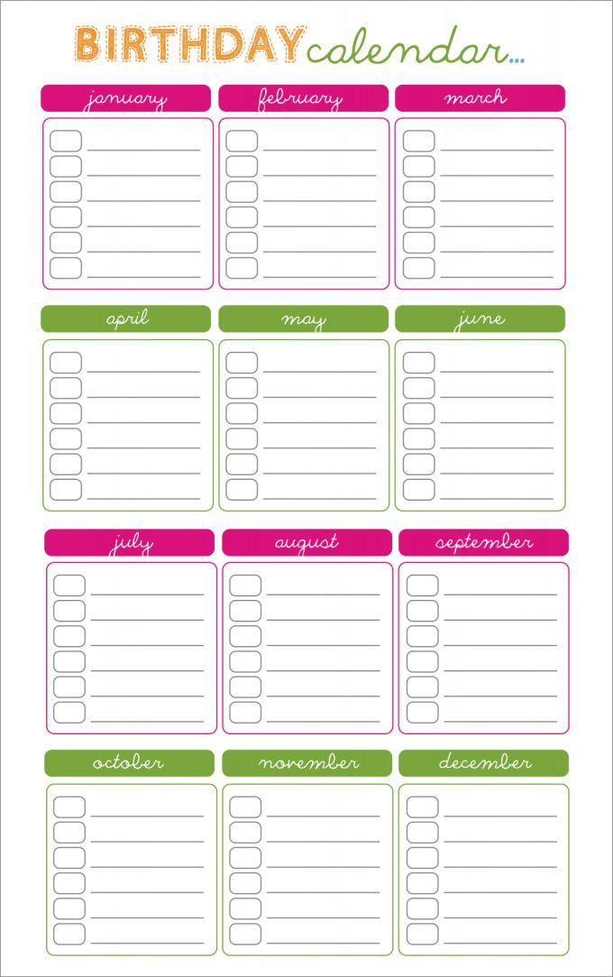 Calendar Ideas For Business : Best free calendar template ideas on pinterest