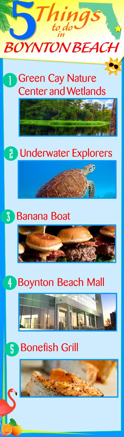 5 Things To Do In Boynton Beach, FL