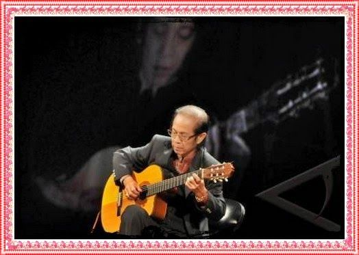 *** karşıLama ***: Nelson W Rumantir Indonesian Maestro Classic Guitar