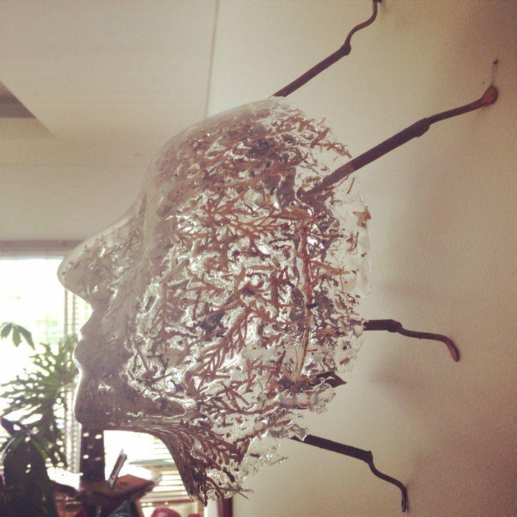 Animal, artista: Mariana Gómez #art #sculpture #spiderhead