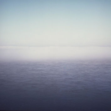 Sections of England: The Sea Horizon No. 26 by Garry Fabian Miller from a show called a little bit of magic realised