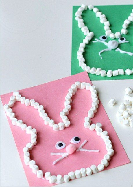 Marshmallow Crafts: Easy & Creative Easter Crafts - mom.me