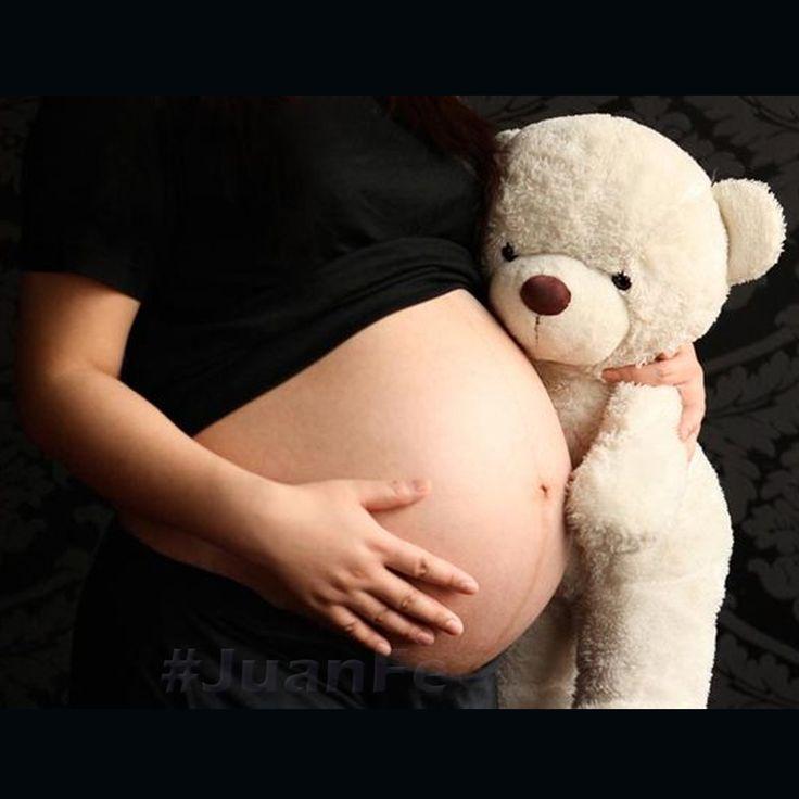 #Embarazo #Adolescente falta de educación sexual o proyecto de vida. #JuanFe