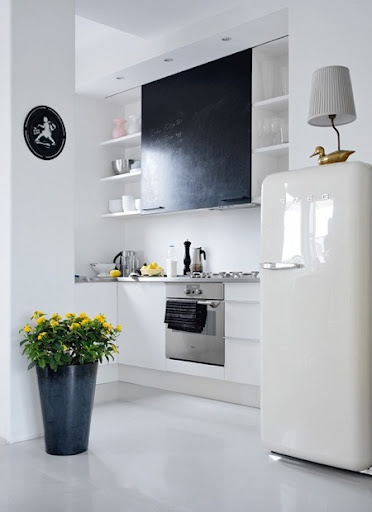 White kitchen & kitchen decorating kitchen interior design modern kitchen design