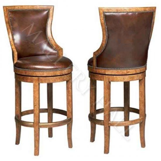 Design Of Leather Swivel Bar Stool within The Most Stylish  leather swivel bar stools with regard to Encourage