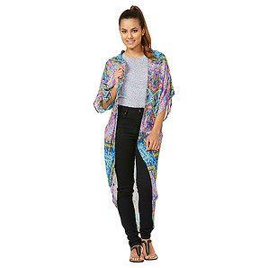Dannii Minogue Petites Gypsy Kimono – Target Australia