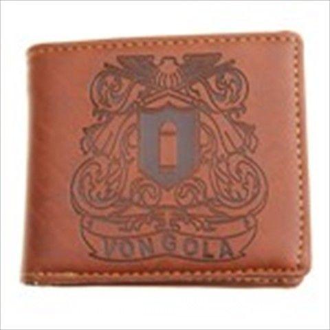 Stilvolle Vongola Thema PU-Leder Geldbörse Notecase
