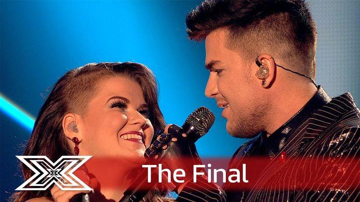 Magnifico! Saara and Adam Lambert team up for Bohemian Rhapsody! | Final...