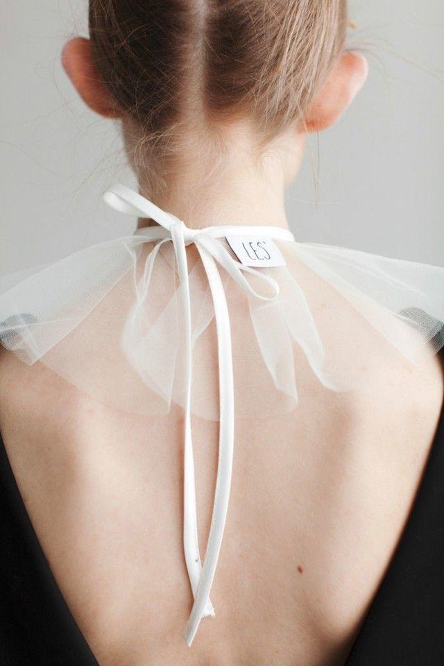 'Monstrology' by fashion designerLesia Paramonova.
