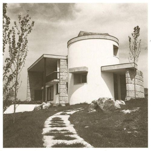buscadoincrivel:  Arq. Viana de Lima - Casa das Marinas,1957