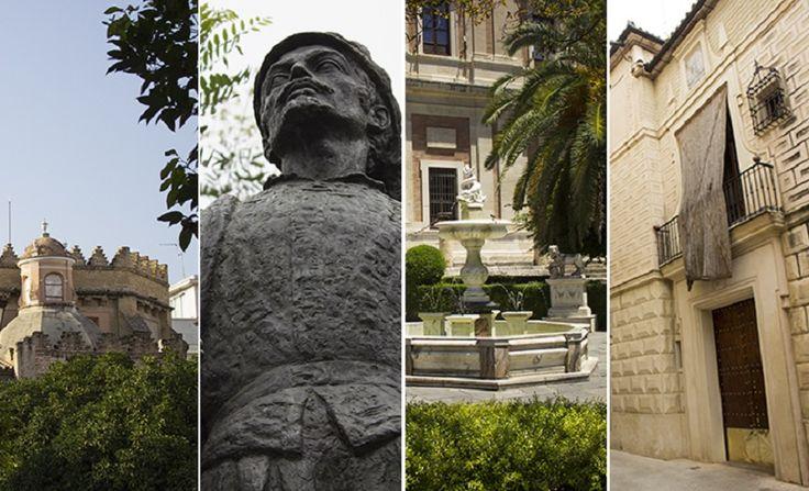 Las otras diez plazas ocultas de #Sevilla.