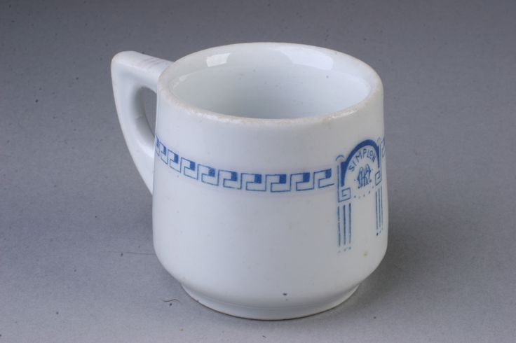 mokkáscsésze  [Magyar Kereskedelmi és Vendéglátóipari Múzeum]