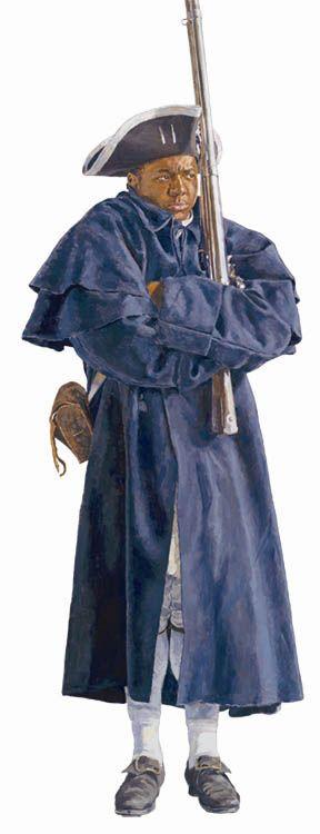 2nd New Jersey Regiment Winter 1782