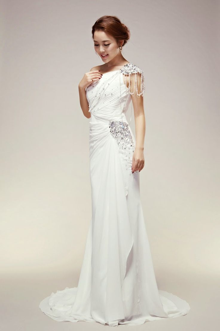 Elegant Casual Fall Wedding Dresses