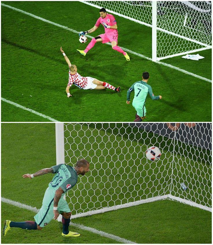 EURO 2016: Cristiano Ronaldo's Portugal through to quarterfinals with Ricardo Quaresma's extra time winner