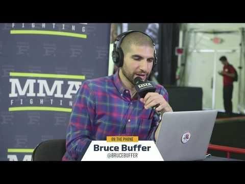 MMA Bruce Buffer Talks Jon Jones' UFC 214 Failed Drug Test, Mayweather vs. McGregor