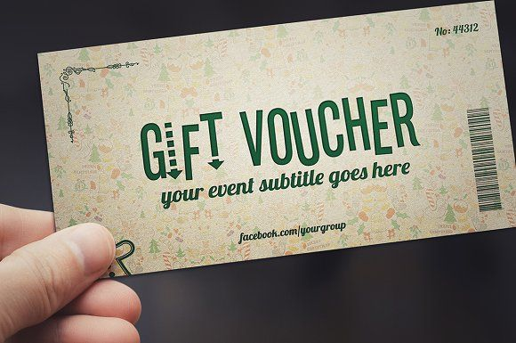 Christmas GIFT VOUCHER - Cards