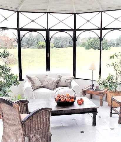 M s de 1000 ideas sobre cerramientos de vidrio en pinterest jard n de invierno cerramientos - Jardin de invierno ...