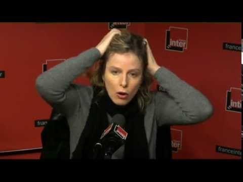 """Karin Viard : """"La famille Bélier est un film audacieux"""""""