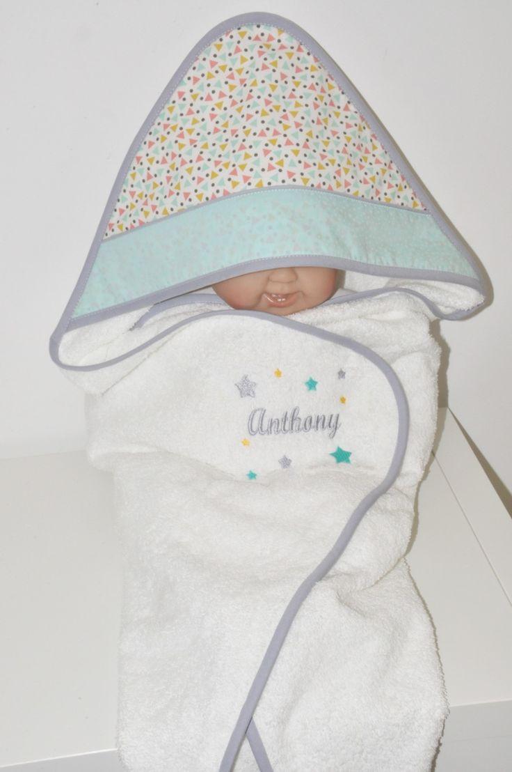 17 best aaa sortie de bain bebe images on pinterest cape