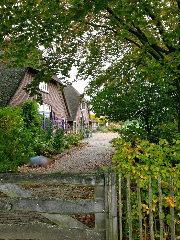 Gelderse Boerderij. (The Netherlands)