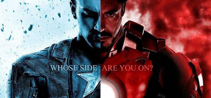 Robert Downey Jr. se junta ao elenco do Capitão América 3; Filme irá adaptar GUERRA CIVIL!